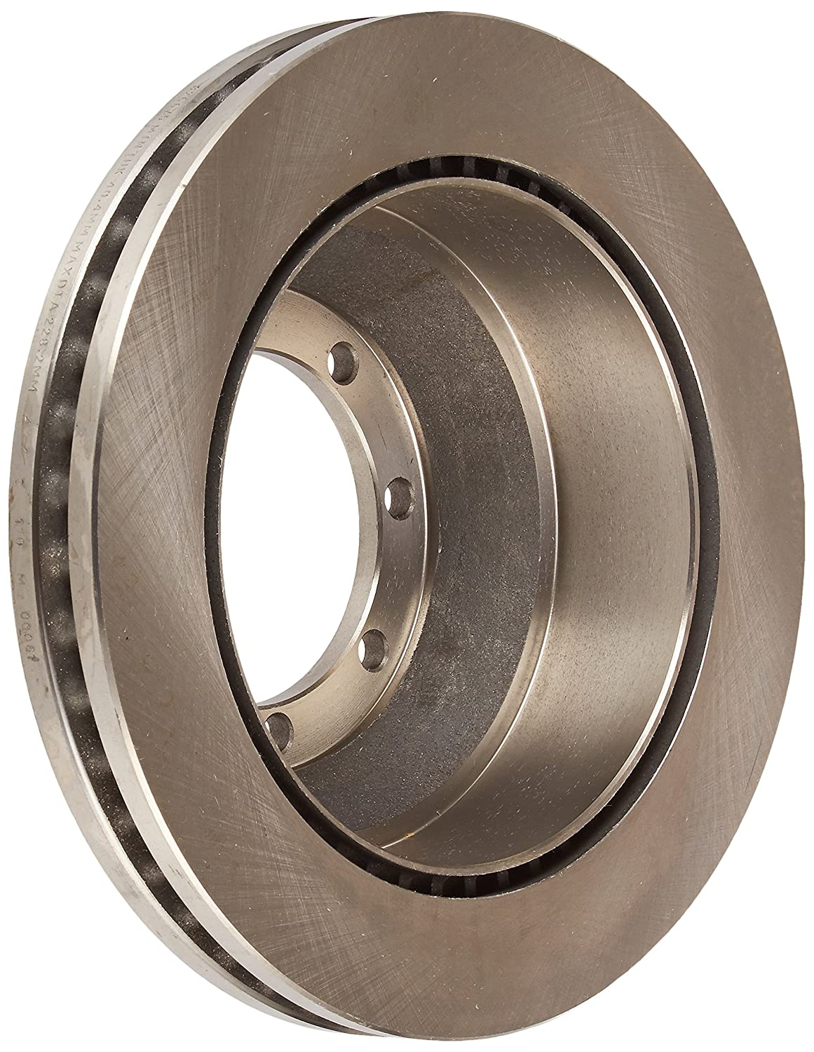 Raybestos 680689R Professional Grade Drum in Hat Style Disc Brake Rotor