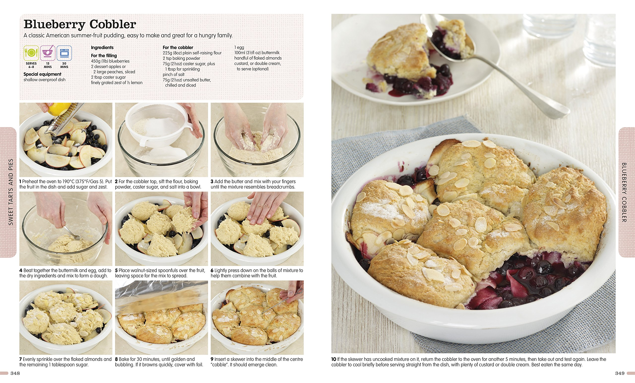 Step By Baking Easy To Follow Recipes With 1 500 Photographs Amazoncouk DK Caroline Bretherton 8601416225678 Books