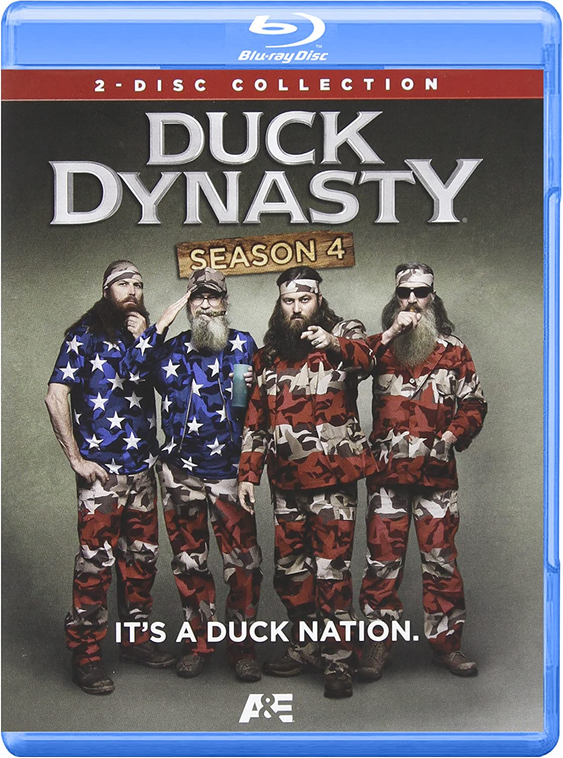 DUCK DYNASTY T Shirt NEW Size XL Robertson That/'s Fact Jack  Nation Boys A/&E