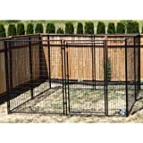 Dog Kennel - Lucky Dog Modular Box Kennel - This