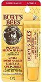 Burt's Bees 100% Natural Lip Balm, Beeswax, Squeezable, 9.2g