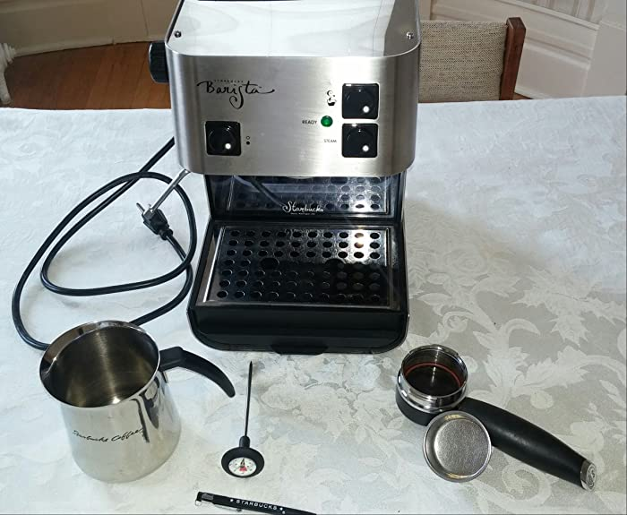 Barista Home Espresso Machine