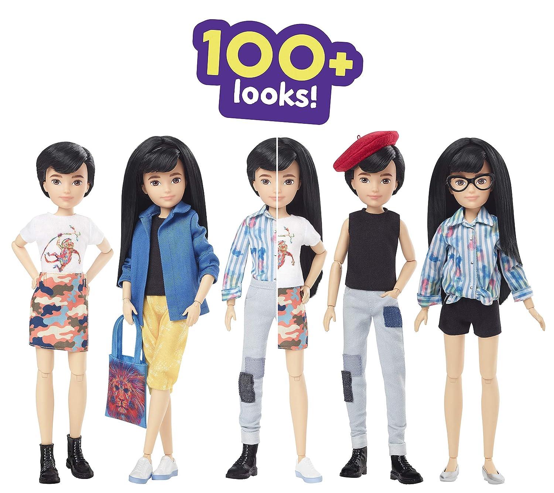 Creatable Doll