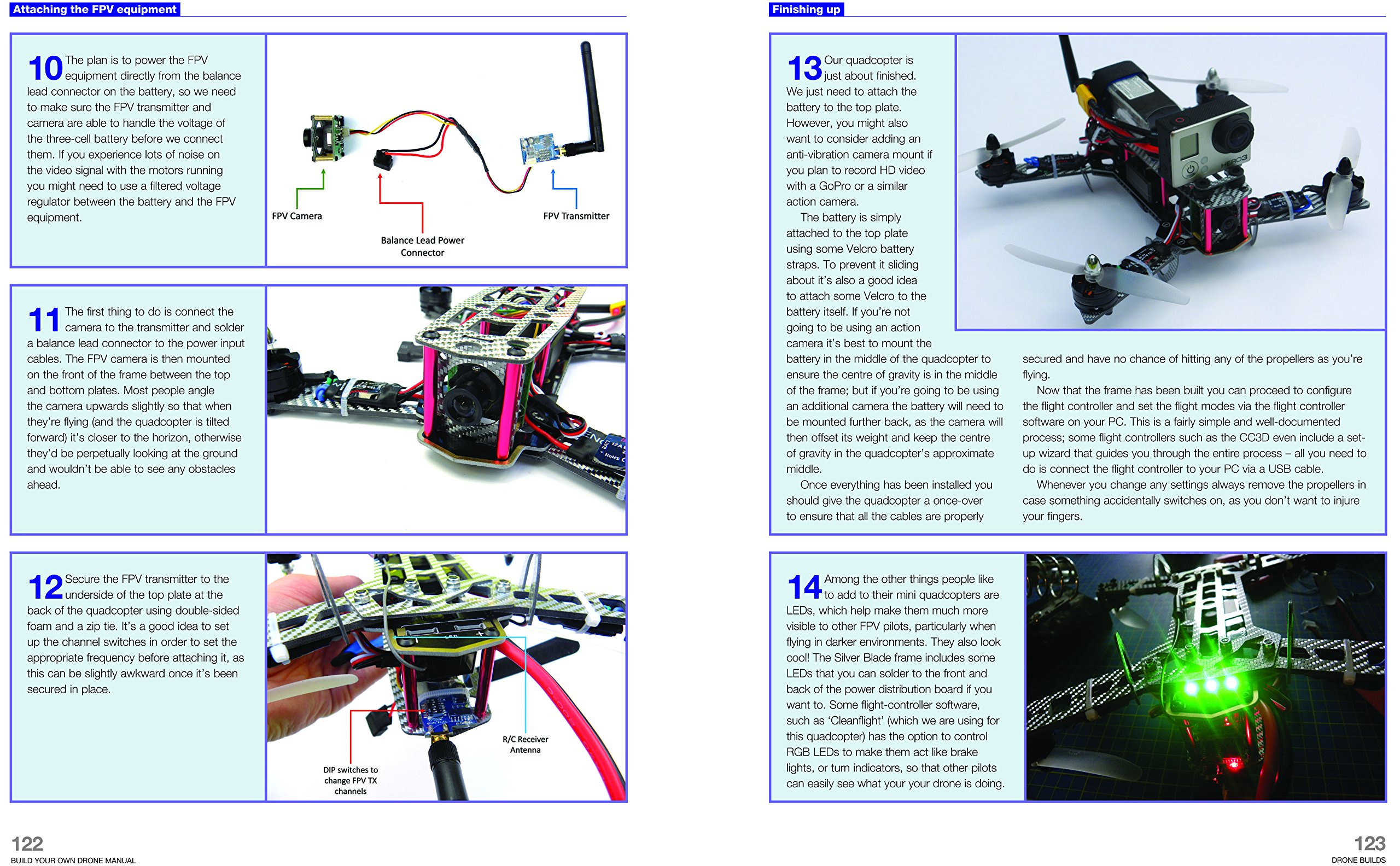 BUILD YOUR OWN DRONE MANUAL (Haynes Owners' Workshop Manual