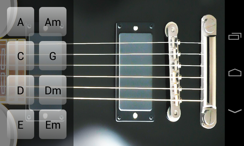 electric guitar simulator appstore for android. Black Bedroom Furniture Sets. Home Design Ideas