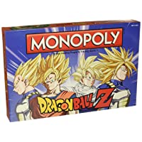 Deals on Monpoly Dragon Ball Z Board Game