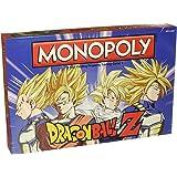 Dragon Ball Z Edition Monopoly Jeu De Société