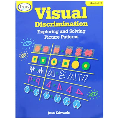 Didax Educational Resources Visual Discrimination: Arts, Crafts & Sewing [5Bkhe1202191]