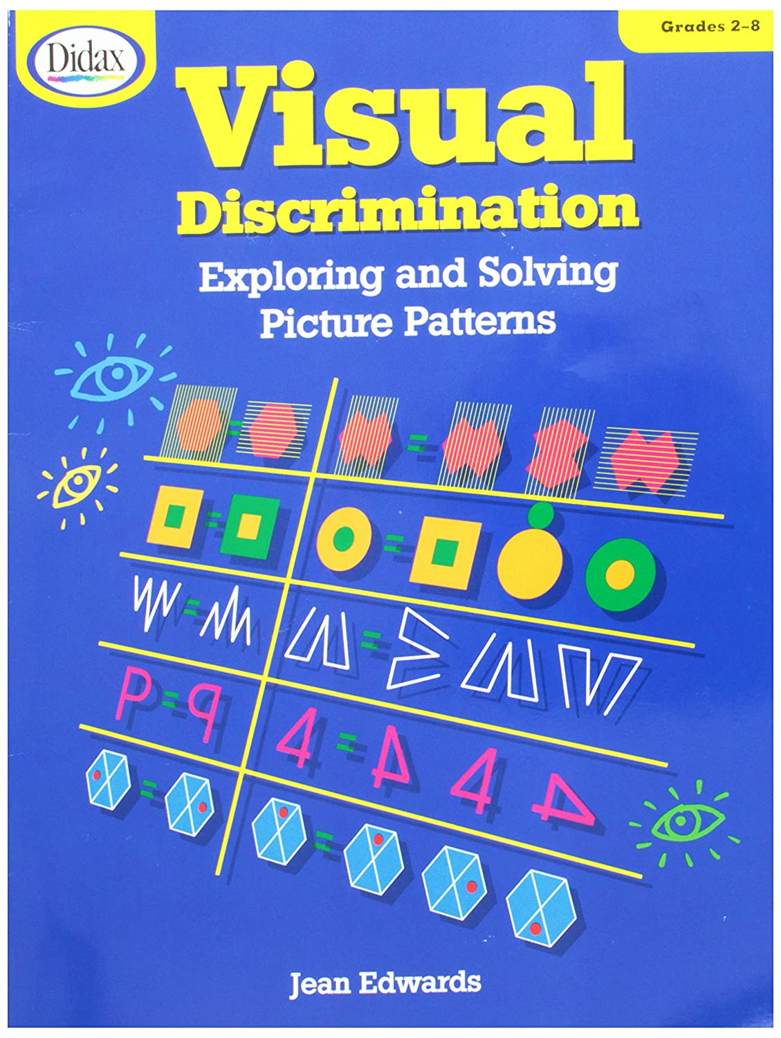 Didax Educational Resources Visual Discrimination Activity