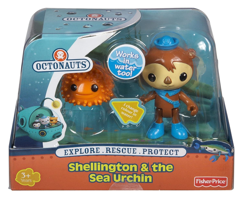 Fisher-Price Octonauts Shellington and The Sea Urchin Fisher Price W3148