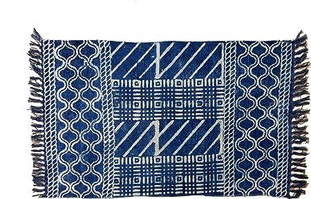 Amazon.com: iinfinize - Alfombra de algodón con diseño ...