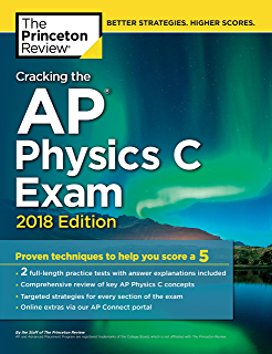 Amazon 5 steps to a 5 ap physics c 2018 ebook greg jacobs cracking the ap physics c exam 2018 edition proven techniques to help you score fandeluxe Images
