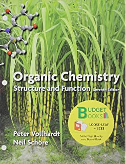 Amazon organic chemistry loose leaf 9781429263733 k peter loose leaf version for organic chemistry fandeluxe Image collections