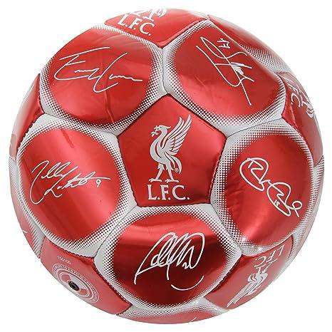 Official Liverpool FC Signature Football