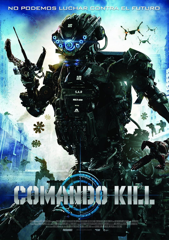 Kill command [DVD]: Amazon.es: Vanessa Kirby, Thure Lindhardt, David Ajala, Tom McKay, Mike Noble, Deborah Rosan, Bentley Kalu, Osi Okerafor, Kelly Gough, ...