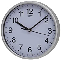 Unity Radcliffe Silent Sweep Wall Clock