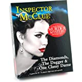 "Paul Lamond 6315 ""Inspector Mc Clue The Diamonds Dagger and One Classy Dame Game"