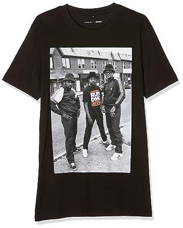 730d26d5762b Mister Tee Herren Run DMC Kings of Rock T-Shirts  Amazon.de  Sport ...