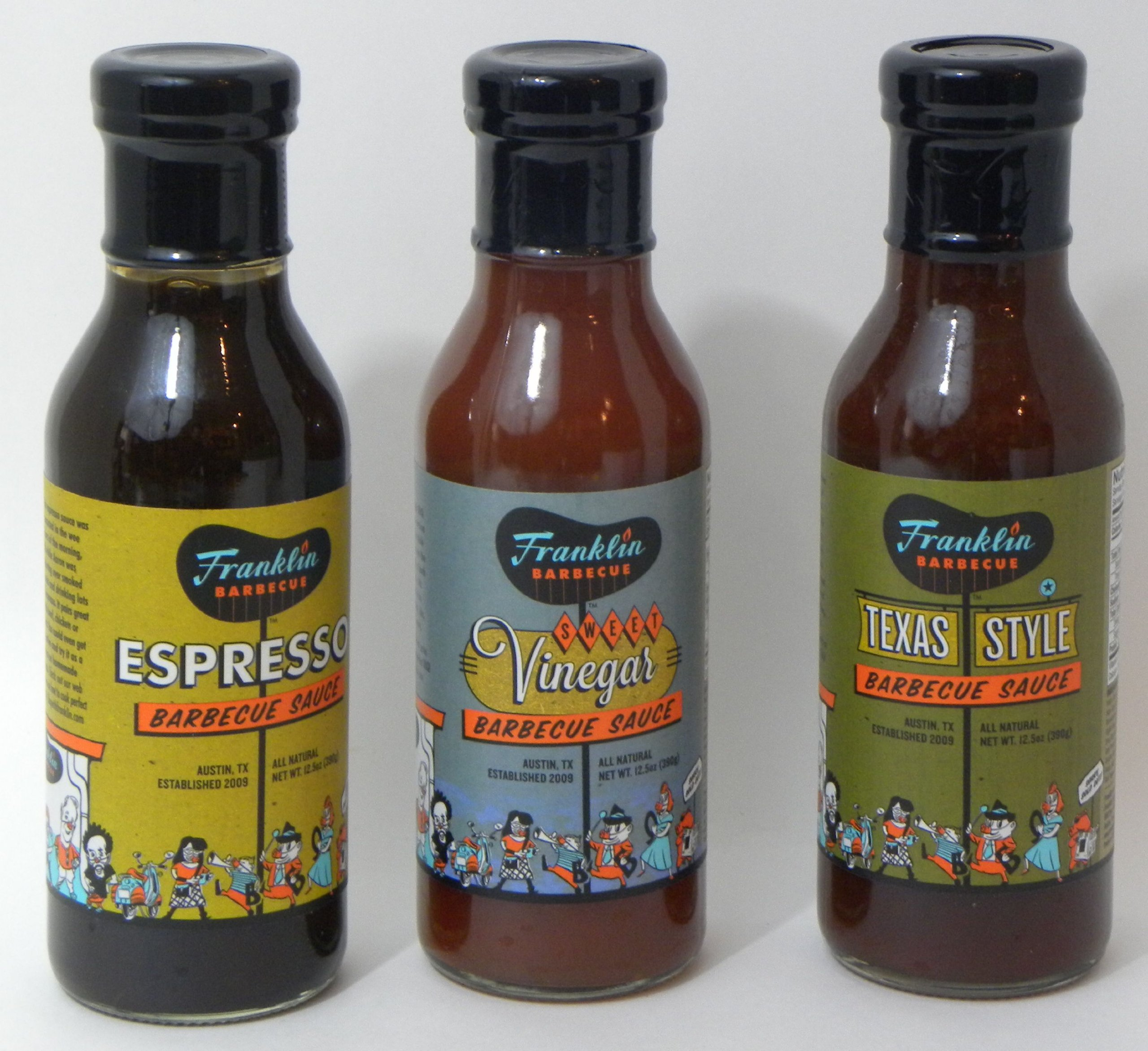 Amazon.com : Rudy's BarBQ Sause : Barbecue Sauces