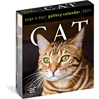 Image for Cat Page-A-Day Gallery Calendar 2021