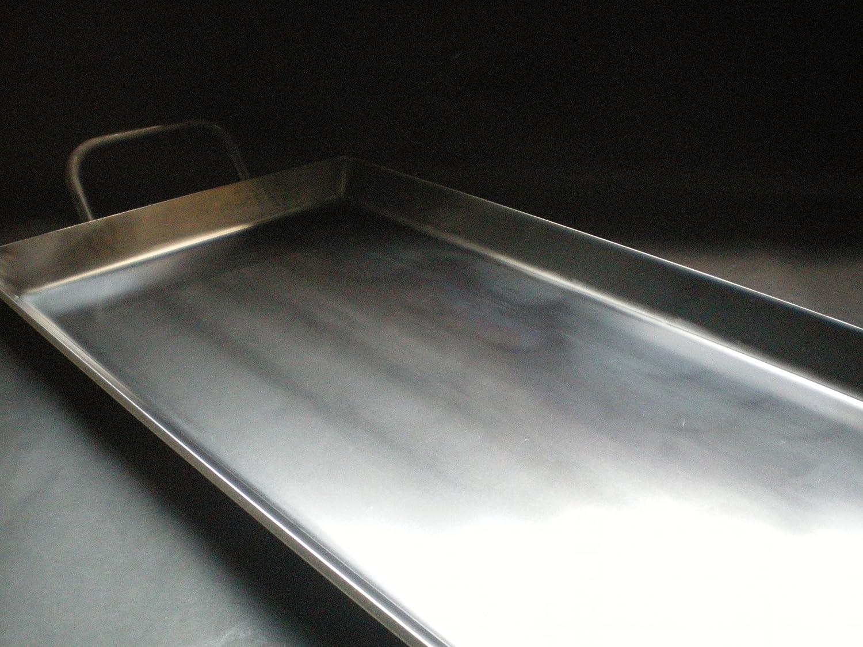 バーベキュー鉄板4.5mmA型 8人~12人用 B00650PR7U