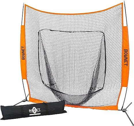 Bownet Big Mouth X Baseball//Softball Portable Hitting Net New