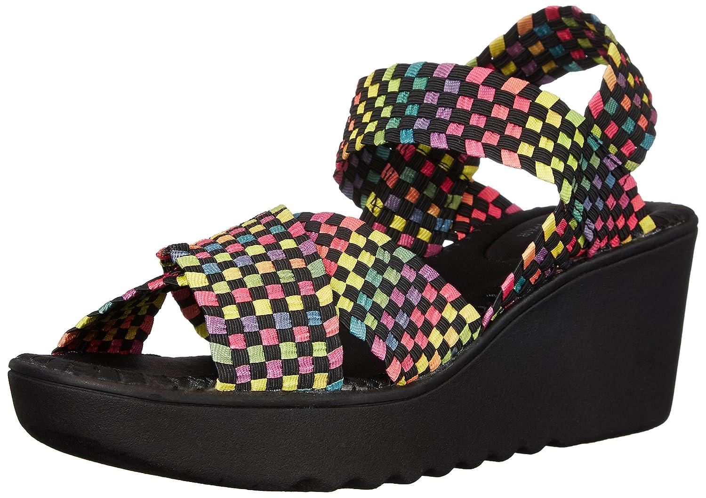 Wild Pair Womens Fortuna Platform Sandal