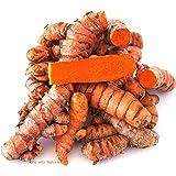 Turmeric Roots: Fresh Whole Organic Raw - 4 Lb. Lots Premium Quality