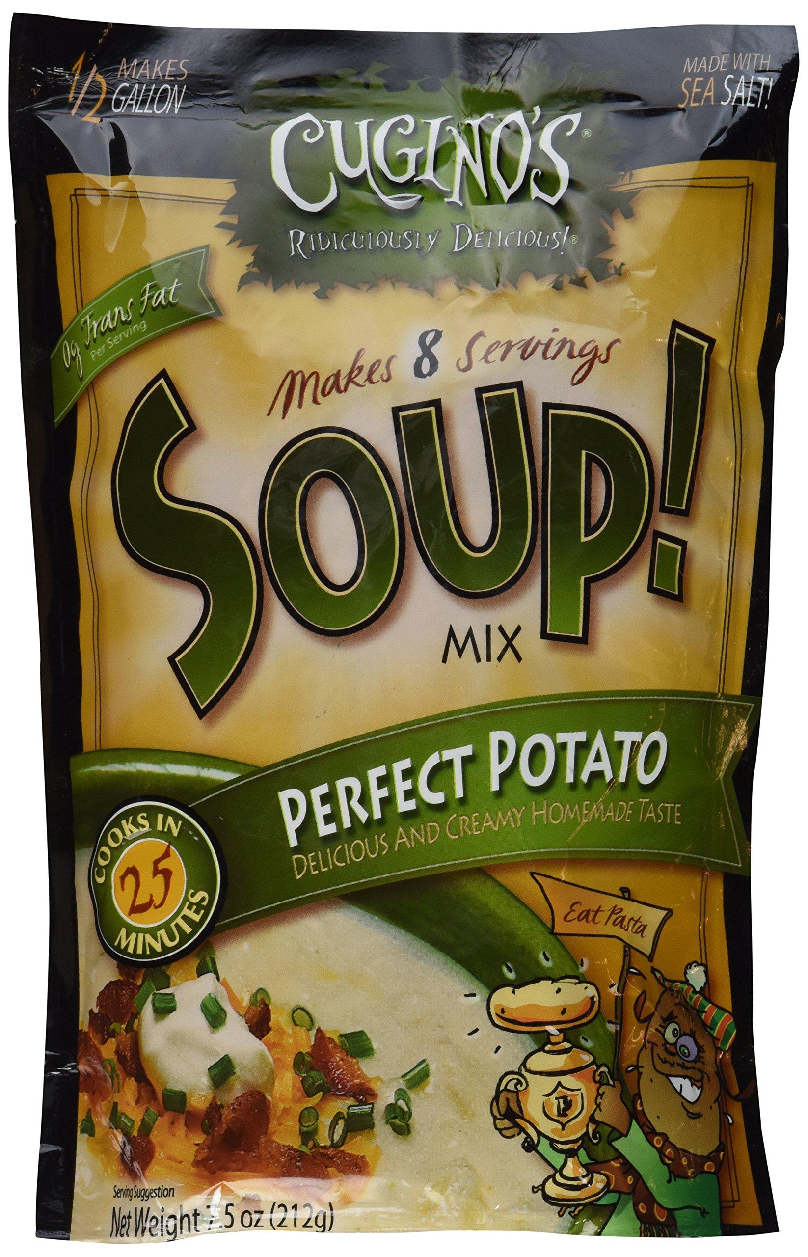 Dry Soup Mix Perf Potato