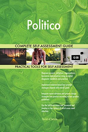 Amazon com: Politico Toolkit: best-practice templates, step