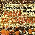 Desmond Paul/ First Place Again Playboy
