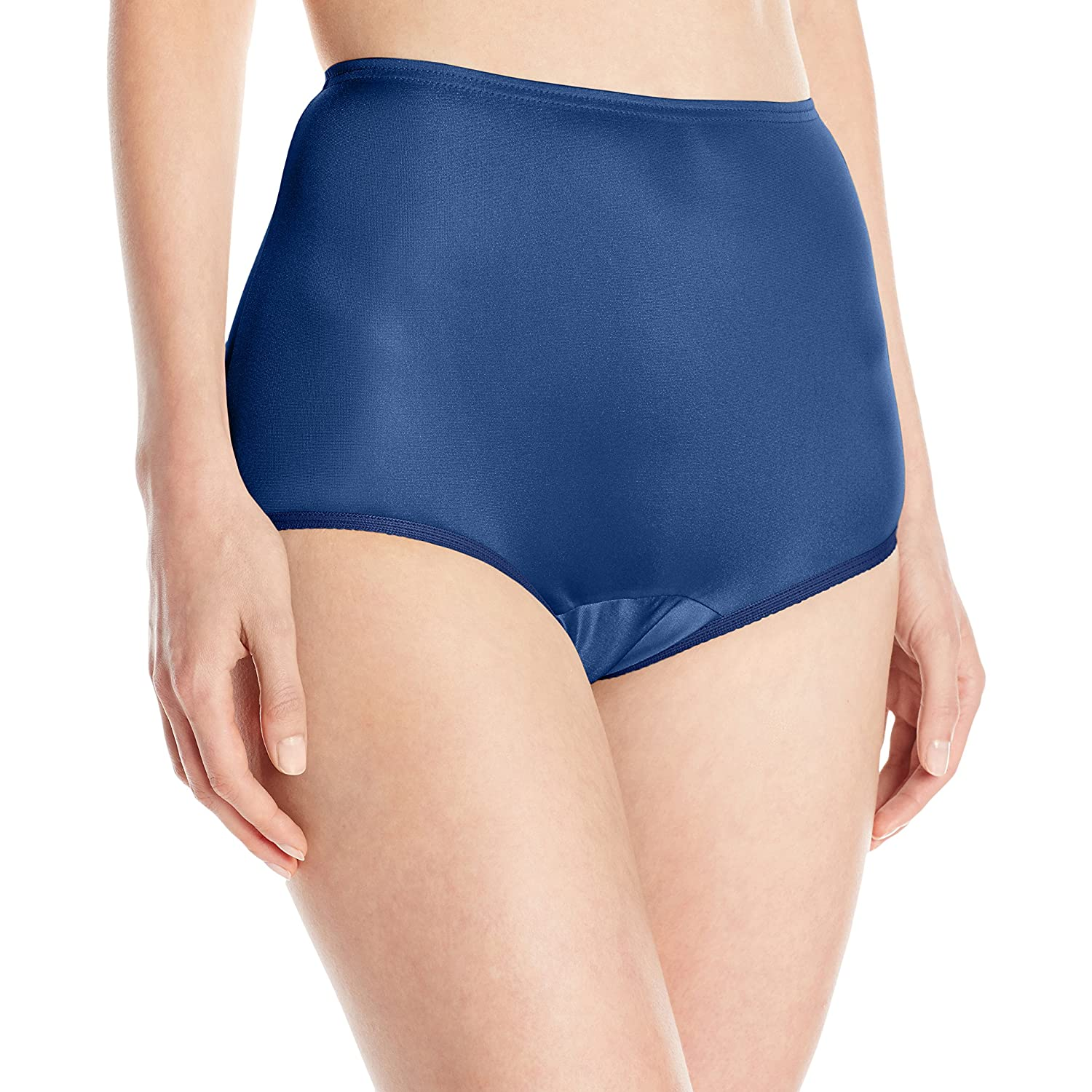 Vanity Fair Women's Perfectly Yours Ravissant Tailored Nylon Brief ...