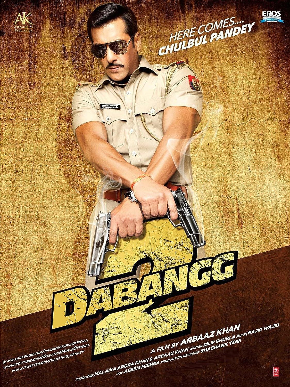 Dabangg 2 (2012) BluRay [1080p-720p-480p] Hindi x264 AAC DD5.1 ESUB