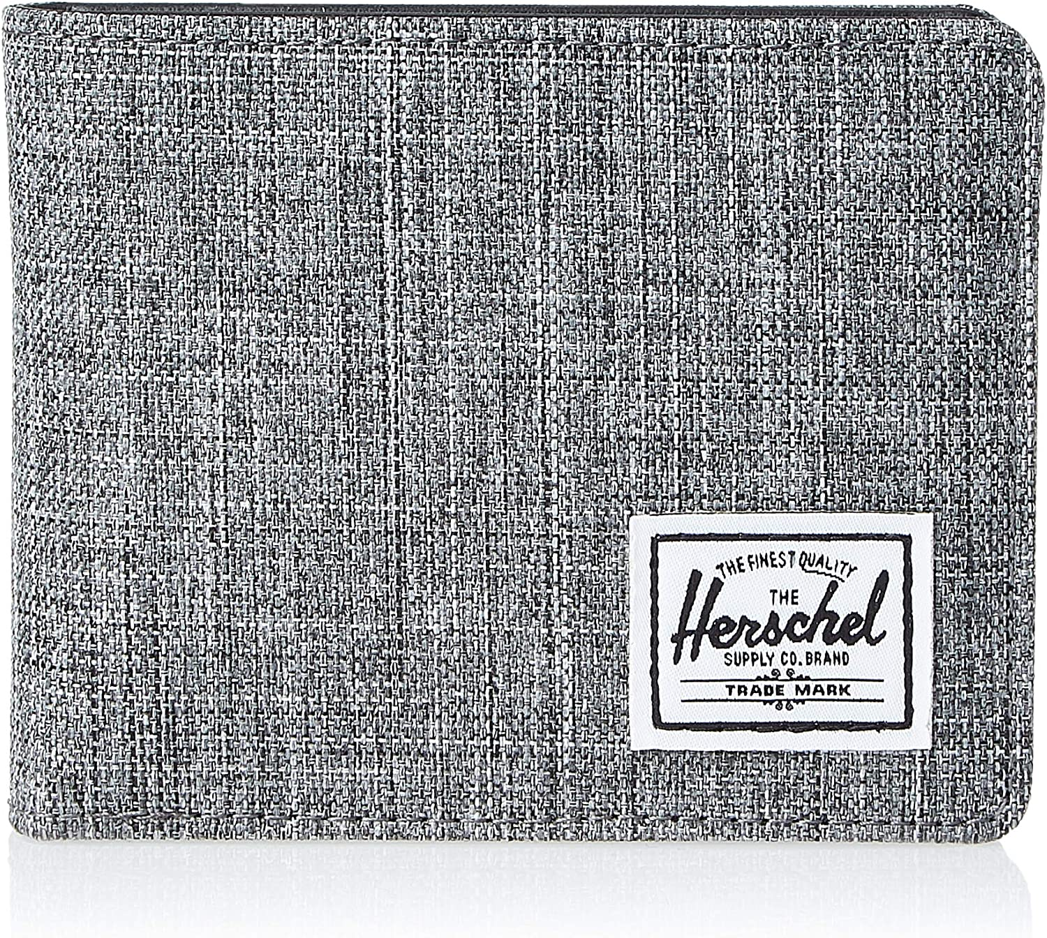 Herschel Mens Hank RFID Bi-fold Leather Wallet