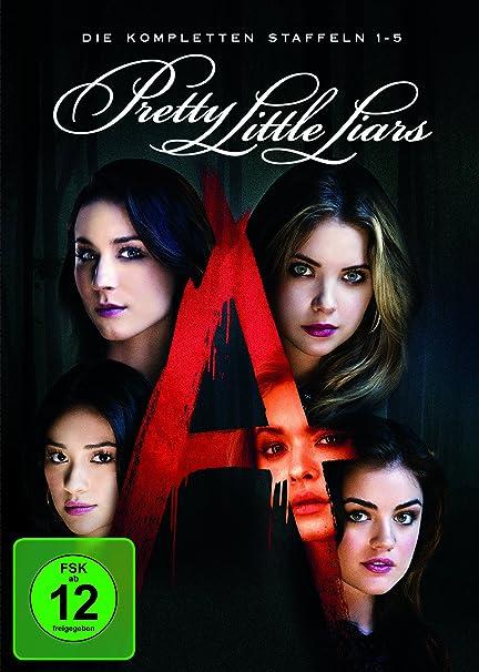Pretty Little Liars - Die kompletten Staffeln 1-5