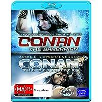 Conan The Barbarian/Conan The Destroyer [2 Disc] (Blu-ray)