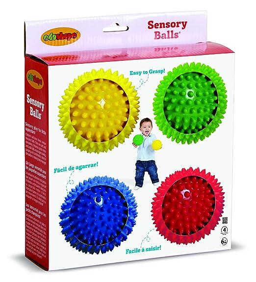 Edushape 4 Sensory Balls Set