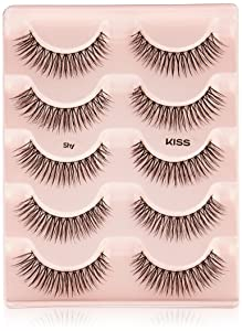 Kiss Products Looks so Natural Multipack, 01 Shy