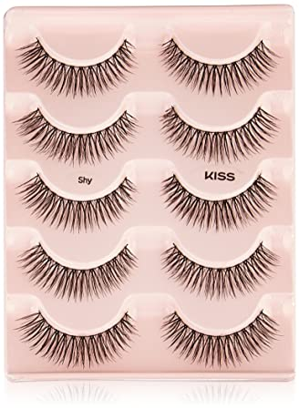 41ca2cd0942 Amazon.com : Kiss Products Looks so Natural Multipack, 01 Shy ...