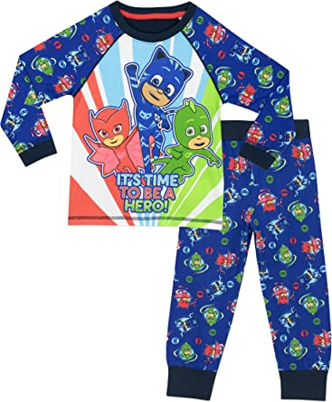 PJ Masks - Pijama para Niños