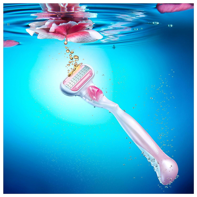 Gillette Venus Divine Sensitive - Cuchillas de afeitar Incluye 1: Amazon.es: Salud y cuidado personal