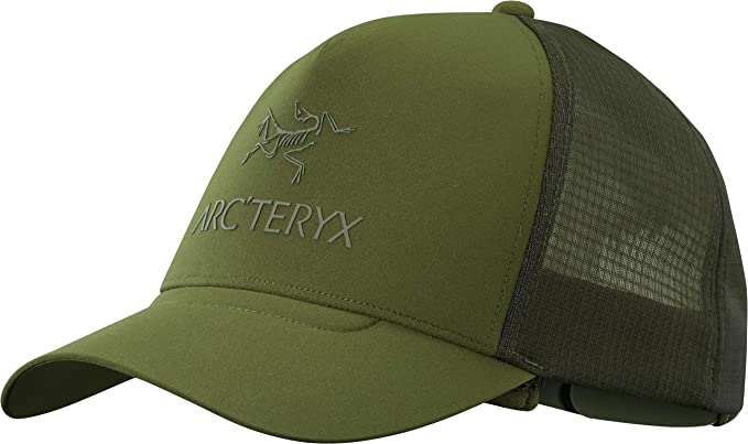 Arcteryx Logo Trucker Hat Gorra, Unisex Adulto, bushwhack, Talla ...