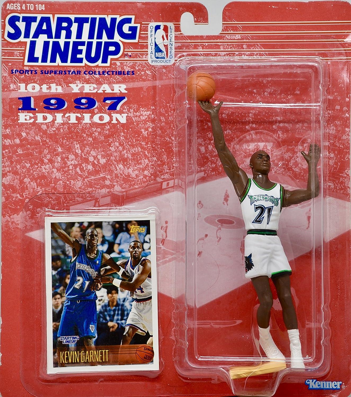 c3f2434eb66fe Amazon.com : KEVIN GARNETT / MINNESOTA TIMBERWOLVES * 1997 * NBA ...