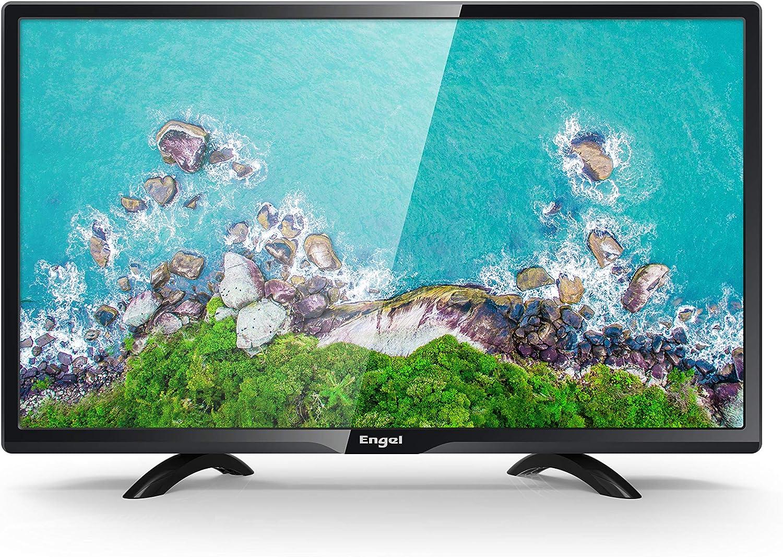 TV Televisión Engel Ever-LED LE2460T2 24 Pulgadas - HD: Amazon.es ...