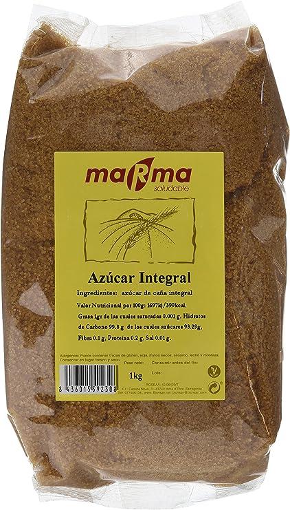 Bionsan Marma Azúcar Integral | De Caña | 2 Paquetes de 1000gr | Total 2000gr