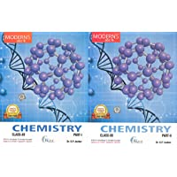 Modern ABC of Chemistry Class-12 Part I & Part II (Set of 2 Books) (2019-20 Session)