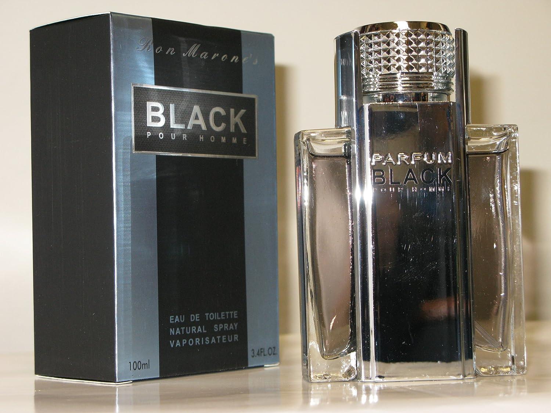 BLACK RON MARONE'S Men Eau de Toilette 3.4 Spray