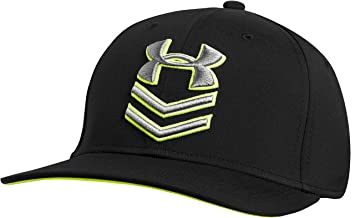 986e0c0c76b Amazon.com   Under Armour Men s Undeniable Stretch Fit Cap   Sports ...