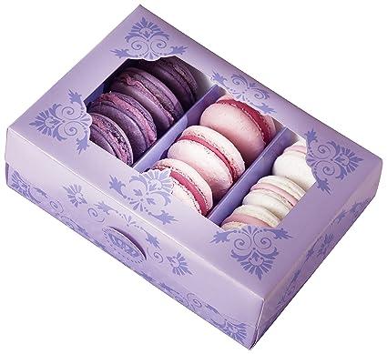 Birkmann 443051 - Caja para macarrones (dulce francés)