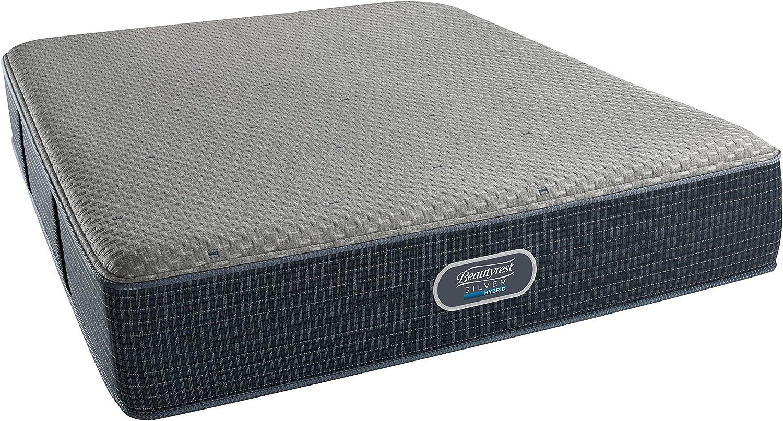 Beautyrest Silver Hybrid Luxury Firm 4000, Twin Hybrid Mattress